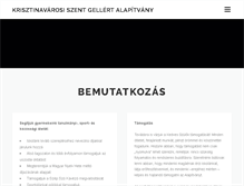 Tablet Preview of alapitvany.sztg.info
